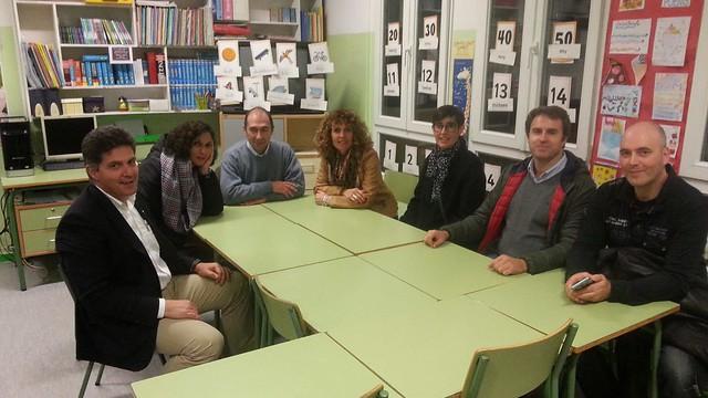 visita antiguos alumnos 30-11-18
