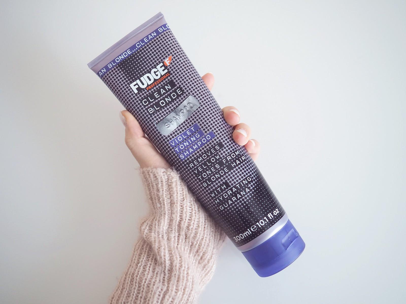 fudge shampoo kokemuksia