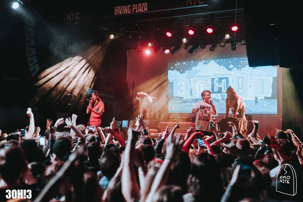 Emo Nite and 3OH3 at Irving Plaza (6)