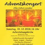 2018 - 1. Dez. Adventssingen