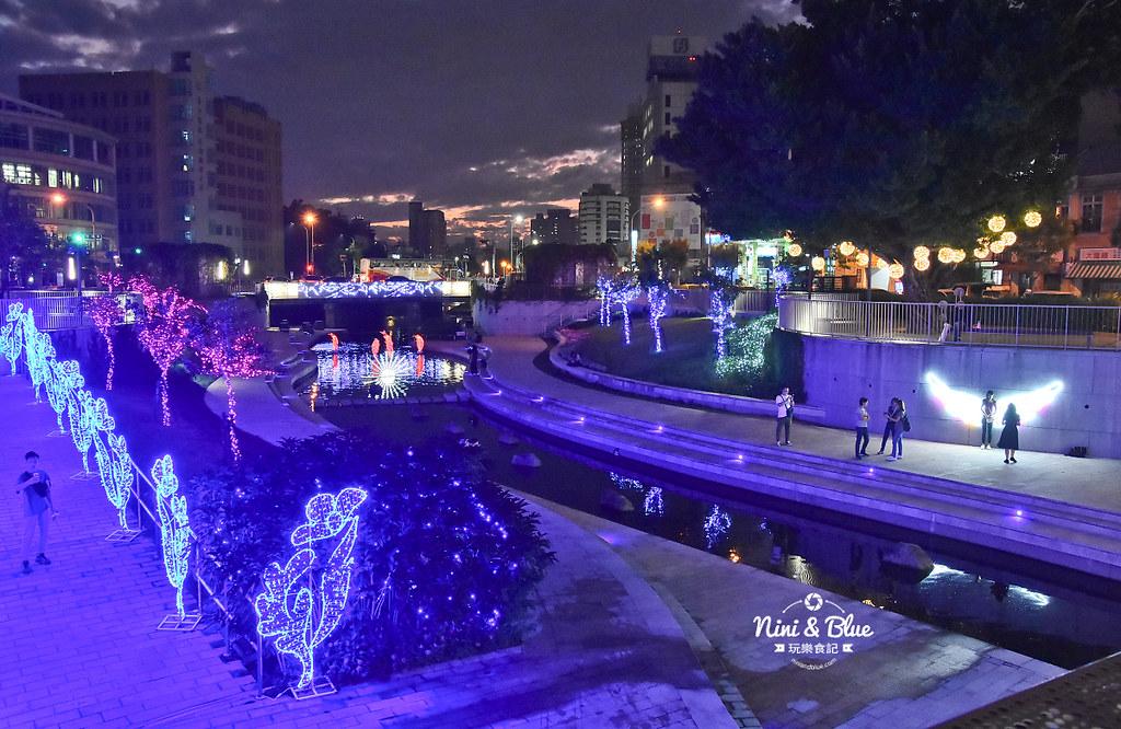 柳川 水中聖誕樹 耶誕樹02