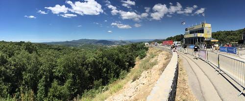 Stage 13 finish, 2016 Tour de France, La Caverne du Pont-d'Arc