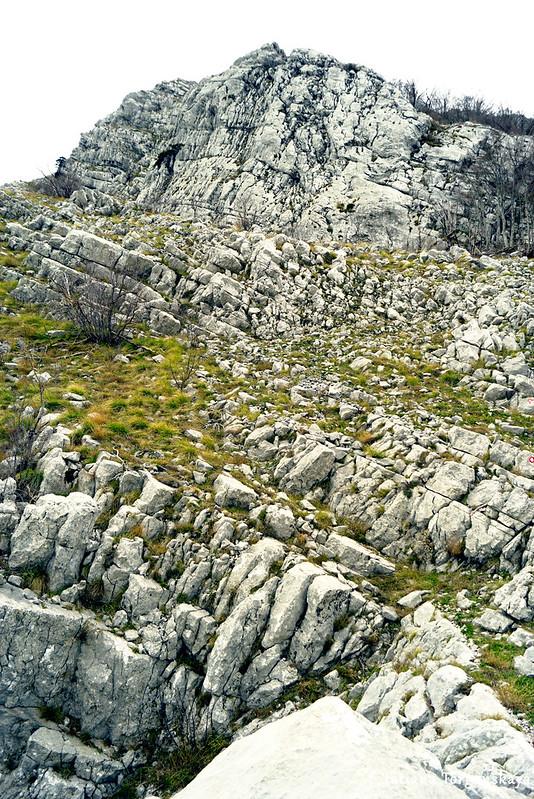 Вид с тропы на Каменски Кабао
