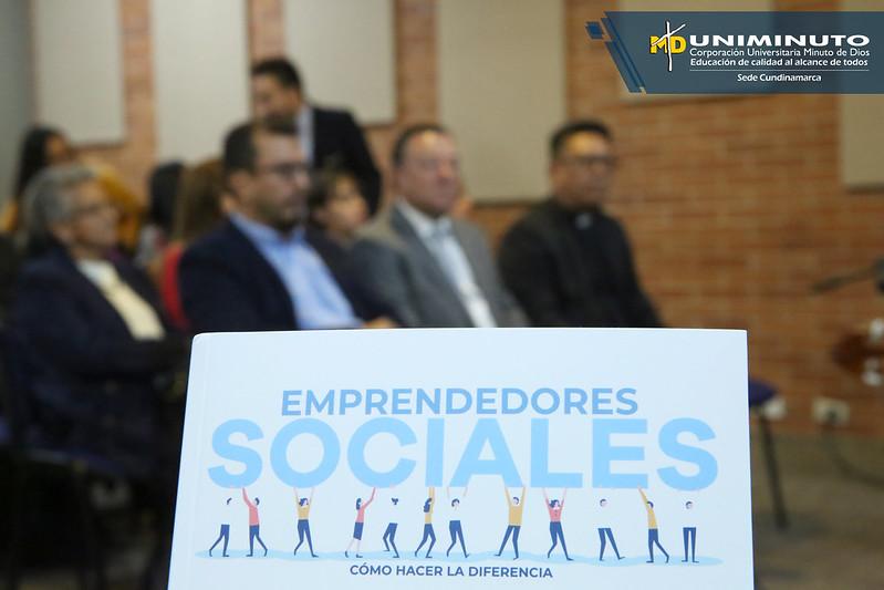 Lanzamiento libro: Emprendedores Sociales
