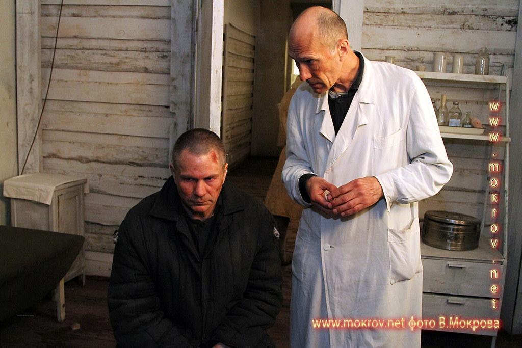 Фотографии Актера - Муляр Дмитрий роль Левицкий в сериале Декабристка