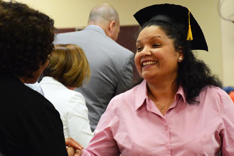 2015 FIRE Parent Academy Graduation
