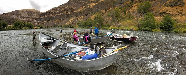 Deschutes River trip