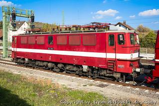 EBS - Erfurter Bahn Service, 142 110-6