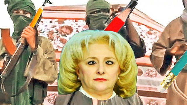 """Viorica DANCILA, rapita de organizatia terorista AL-FABET: """"Cred că caracterizarea ne-o face românii"""""""