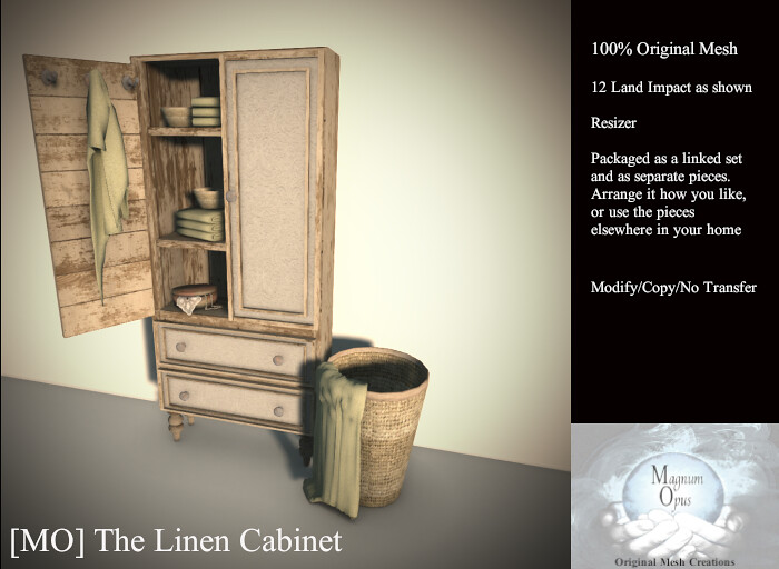 [MO] The Linen Cabinet - TeleportHub.com Live!