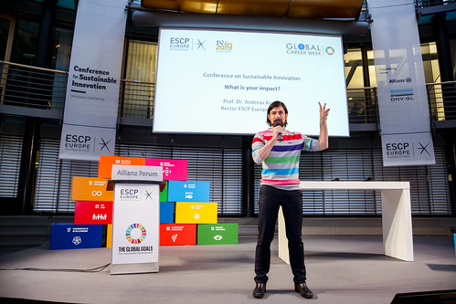 Conference for Sustainable Innovation (SDGs) 2019 (ESCP Europe Berlin Campus)
