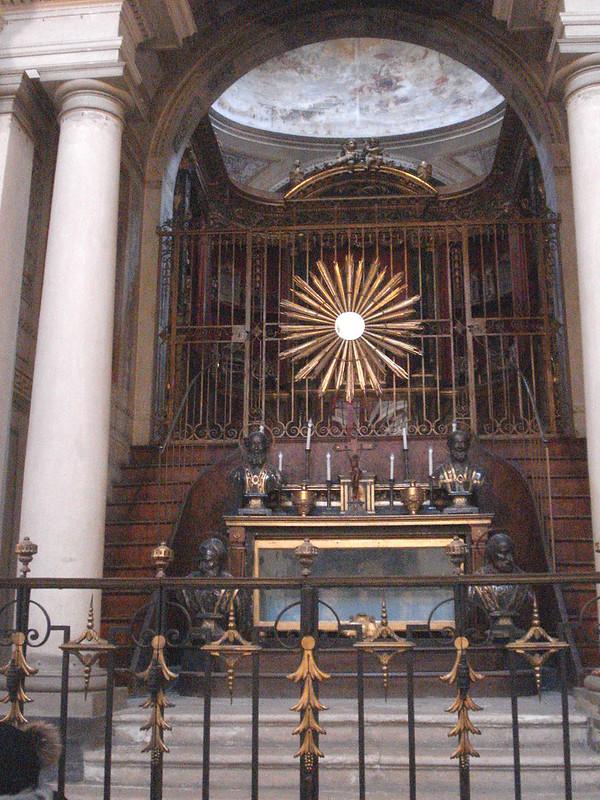 023-капелла Реликвий (Сан-Либорио)