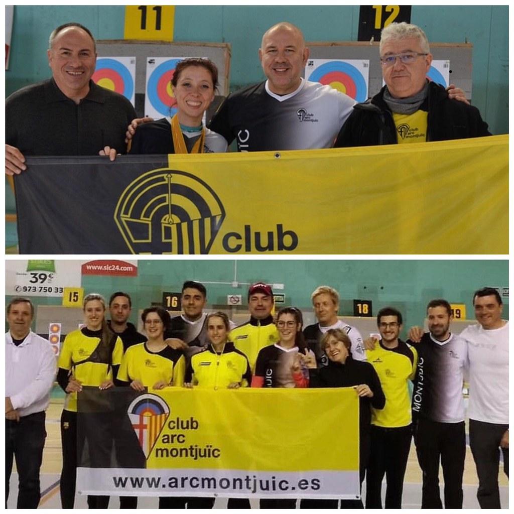 52è Campionat de Catalunya de Sala - 27/01/2019 - clubarcmontjuic - Flickr