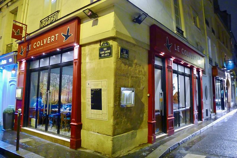 Le Colvert Bistro, Paris