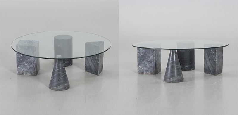 bord med geometriska figurer