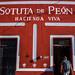 2018 - Mexico - Hacienda Sotuta de Peón - Ticket Office por Ted's photos - Returns Early January