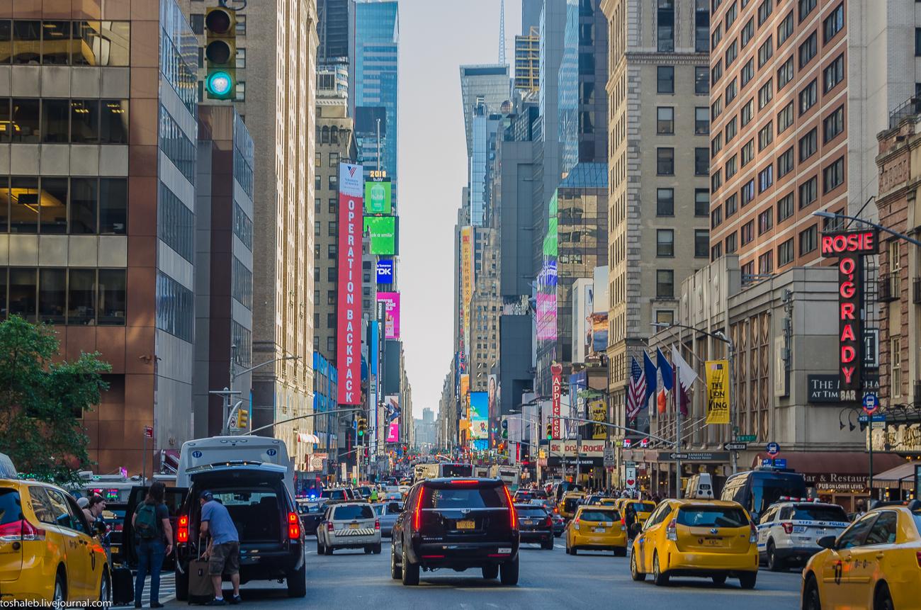 Нью-Йорк_Central Park_Times Square-35