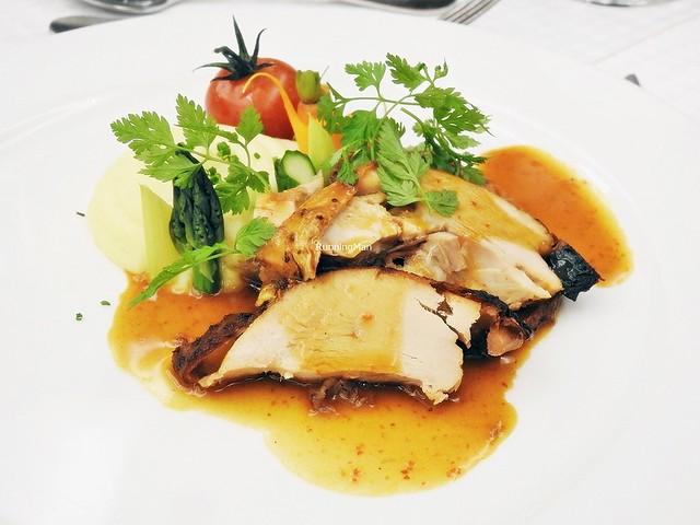 Slow Roast Turkey With Sichuan Spicy Sauce
