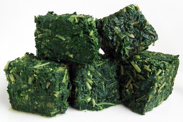Diepvries fenegriekblad / methi