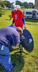 Urbana Red Cross Radio Drill