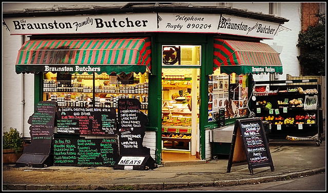 The Family Butcher............