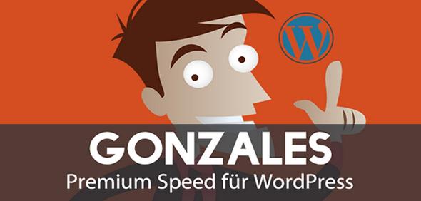 Gonzales v2.1.2 – Premium Speed for WordPress