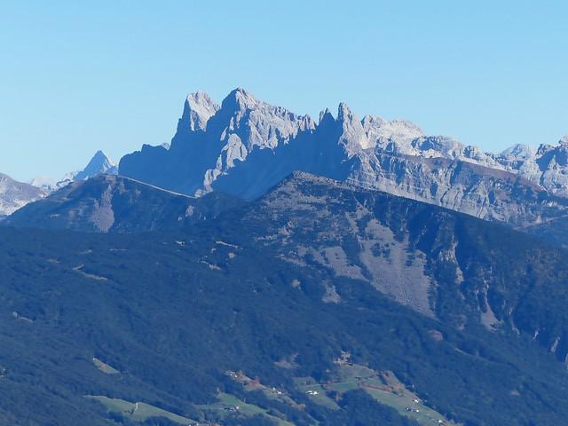 Schwarzseespitze Ritten