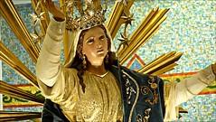 Madonna Assunta in Cielo, Nizza di Sicilia (Me) - il volto