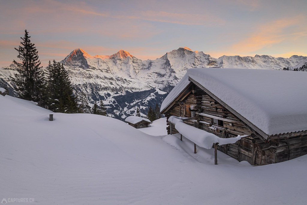Alpenglow - Sulwald