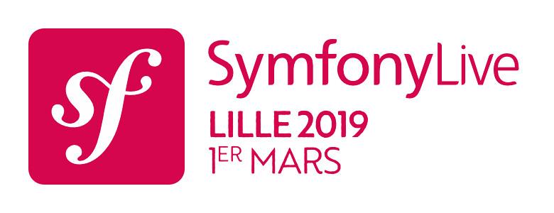 SymfonyLive Lille 2019 Conference Logo