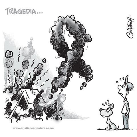 Tragedia en Villas Agrícolas