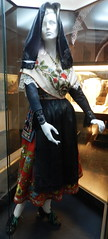 vestidos ropa textiles Museo Etnografico Textil Perez Enciso Plasencia Caceres 06
