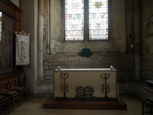 Chapel of St Dunstan and St Ethelwold