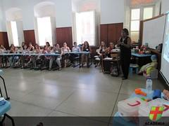Mais um grupo deEducadores participa de treinamento de Primeiros Socorros de Crianças