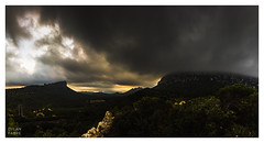 Misty Mountains. - Photo of Fontanès