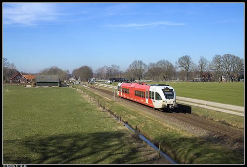 Arriva 254, Lievelde