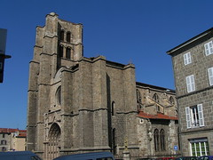 20080830 28590 Jakobus Montbrison Kirche Turm - Photo of Essertines-en-Châtelneuf