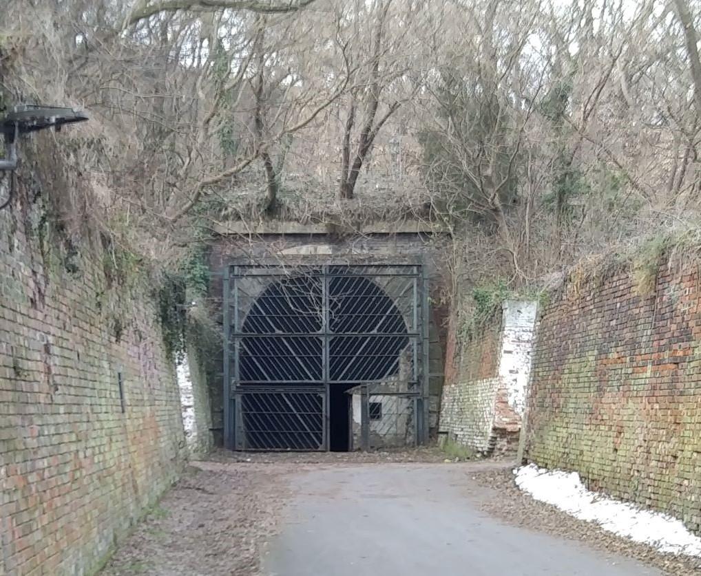 东方快车旧隧道