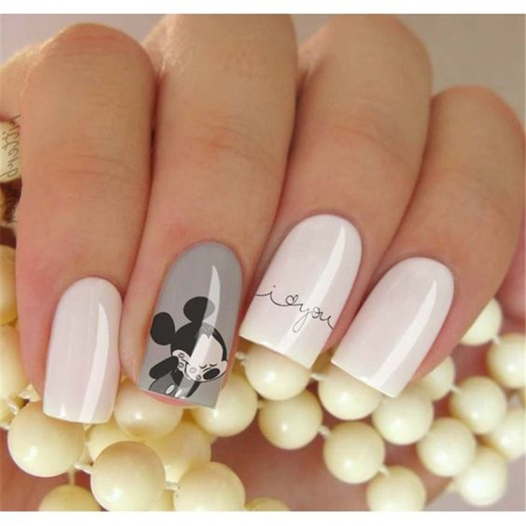 Fascinating Square Acrylic Nails In Spring Summer Season Fashionre
