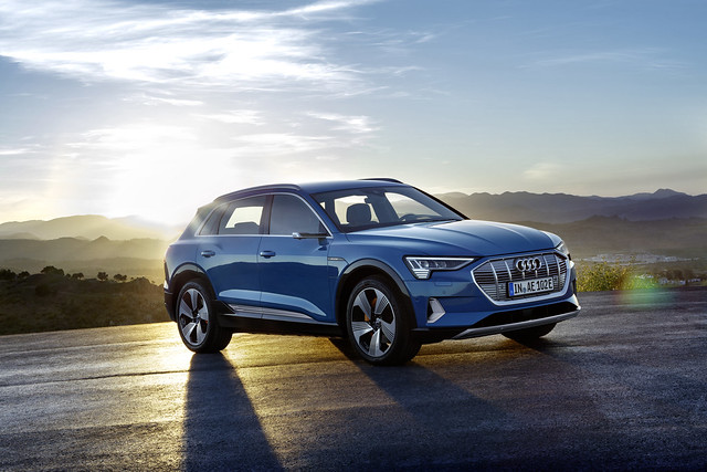 Comprar Audi E-Tron
