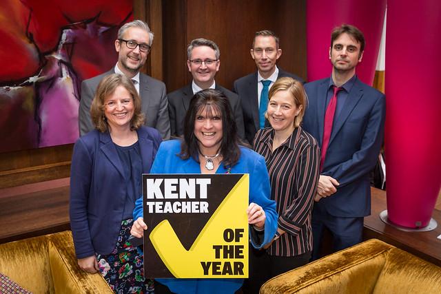 Kent Teacher of the Year 2019 Launch