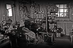 L'atelier de mon Grand-Père