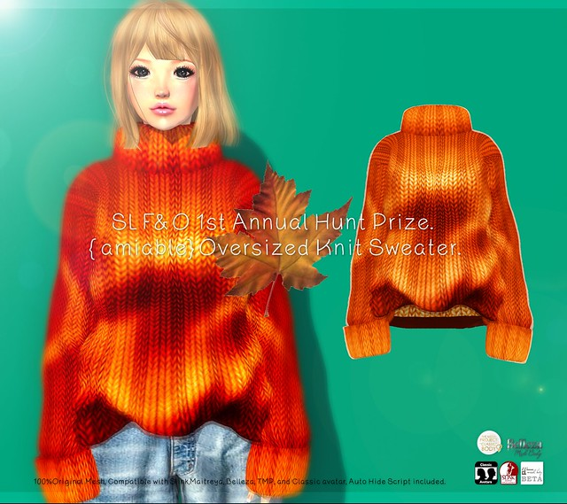 {amiable}SL F&O 1st Annual Hunt @the main store.