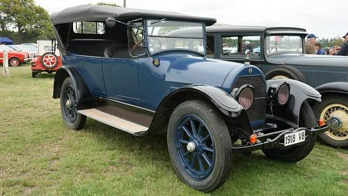 1918 Cadillac 57 Classic Car.