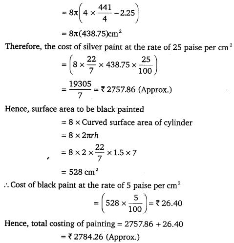 NCERT Solutions for Class 9 Maths Chapter 13 Surface Area and Volumes 74