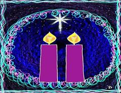 Advent 2 spiral