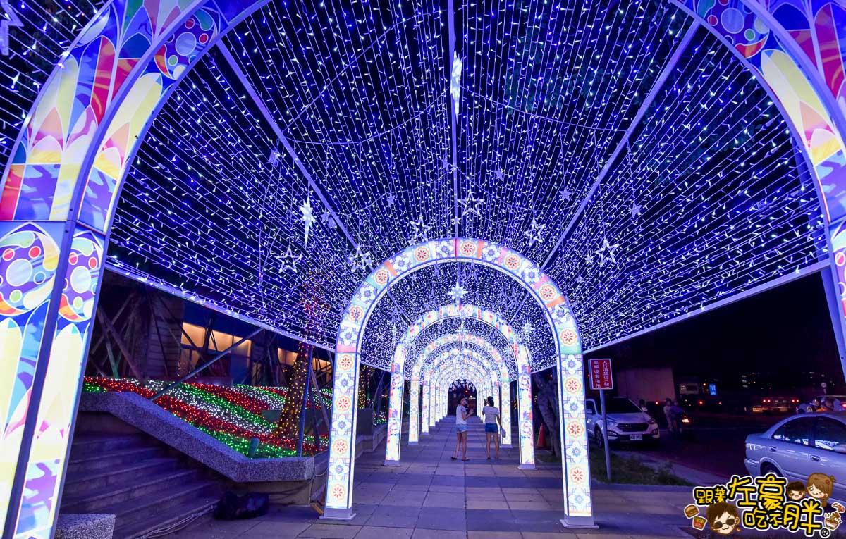 夢時代-聖誕節燈飾