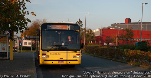 TEC Namur-Luxembourg 4.303 - Ligne 82