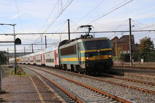 2018-11-01, SNCB, Jurbise