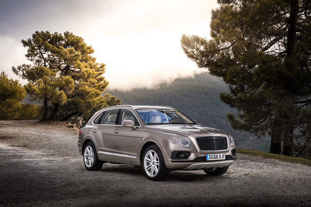 Comprar Bentley Bentayga